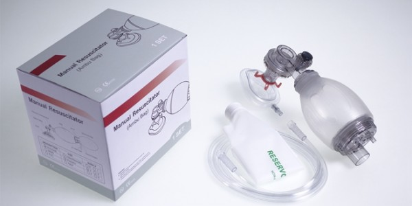 SEBS Resuscitator Manual Ambu Bag TW8231